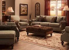 Traditional Living Room Collections