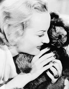 """nellgwyns: """" Carole Lombard in Now and Forever """" Old Hollywood Glamour, Vintage Hollywood, Classic Hollywood, It's All Happening, Barbara Stanwyck, Carole Lombard, Classic Movie Stars, Lauren Bacall, Ava Gardner"""