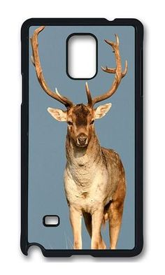 Samsung Note 4 Case DAYIMM Male Deer Black PC Hard Case for Samsung Note 4 DAYIMM? http://www.amazon.com/dp/B013BER8WE/ref=cm_sw_r_pi_dp_A9Vhwb0JQE9FQ