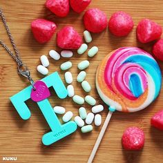 Sweet KUKU TurquoiseⓉ #ilovekuku