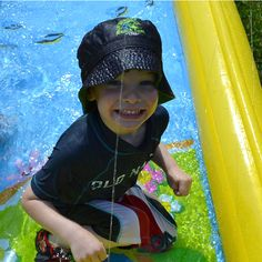 10 Easy DIY Backyard Water Park Ideas