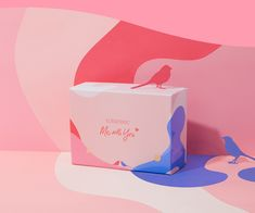 2018 Qixi beauty box Creative (Chinese Valentine's Day) on Behance Tea Packaging, Food Packaging Design, Packaging Design Inspiration, Brand Packaging, Branding Design, Box Branding, Label Design, Box Design, Package Design Box