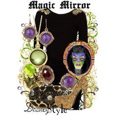 """Disney Style : Magic Mirror"" by missm26 on Polyvore"