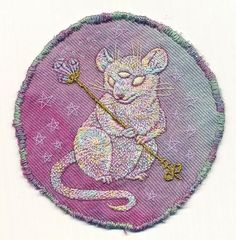 If I had a patch for every time I thought about mice I would have Joseph's amazing techni-colored dream coat