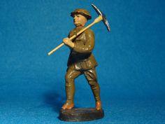 Elastolin Hausser Englischer Soldat 7 im 7,5 cm Maßstab | eBay