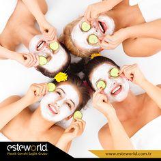 Salatalık kabuğu ile cilt bakımının temellerini atan #Annenizİçin profesyonel cilt bakımı Esteworld'de!  http://bit.ly/CiltTedavileriveCiltGenclestirme