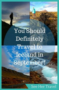 After 12 days in Iceland in September, I can say the fall is the best time to visit Iceland for Northern Lights, fewer crowds and great times
