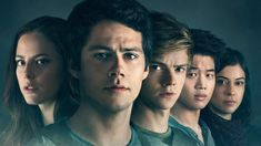 Maze Runner: The Death Cure, Dylan O& Thomas Brodie-Sangster, Kaya Scodelario, HD Maze Runner Thomas, Newt Maze Runner, Maze Runner Death Cure, Maze Runner Movie, Maze Runner Series, Will Poulter, Kaya Scodelario, James Dashner, Thomas Brodie Sangster