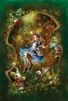 Alice in Wonderland (Fairytales Book) Fantasy Collectible Packaging