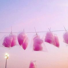 The faerie floss obsession is real! • • • • #faerie #faeriemagic #faeriefloss #faeriemagic #magic #magical #magictribe #pink #luna #love #sunset #candles #candlemagic #witchvibes #witchy #summer #beach #pinknation #witchythings #happiness #venus #goddess