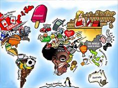 40 carte geografiche che non vi hanno fatto vedere a scuola - Focus.it