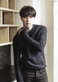 """Exo - Lay """"This man becomes sexier and sexier *^*"""""""