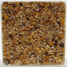 Autumn Gold resin bound paving