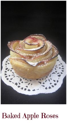Healthy dessert (Vegan), use a gluten free puff pastry recipe for an allergy friendly version.