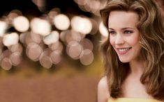 The talented Rachel McAdams ...Stylish sex icon... McAdams starred in three films in 2009. State of Play, a political thriller based on a BBC television series, co-starred Russell Crowe, Helen Mirren, and Ben Affleck.