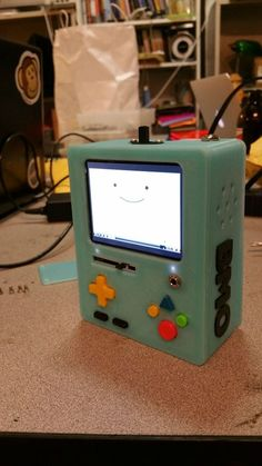 3Derp's RaspBMO is based on everyone's favorite sentient game console. It runs RetroPie and supports over 20 different emulators. And, well, just look at it!