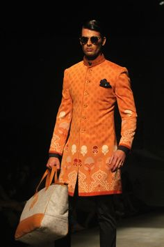Wills India Fashion Week - Menswear by Shantanu and Nikhil