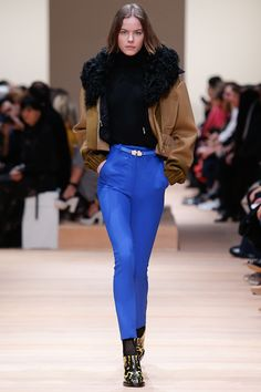 Carven Fall 2015 RTW Runway