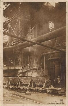 The blast furnace (1921)