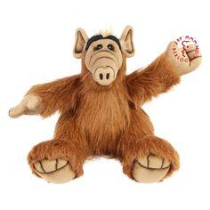 Custom pllush toy handmade cartoon ALF Hero by Art-berloga Bunny And Bear, Teddy Bear, Emotional Messages, Handmade Toys, Plush, Hero, Cartoon, Animals, Animales
