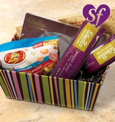 Delicous sugar free gift basket for a diabetic because i love know someone who cant have sugar our sugar free gift basket satisfies their sweet tooth while staying within their dietary rules negle Choice Image