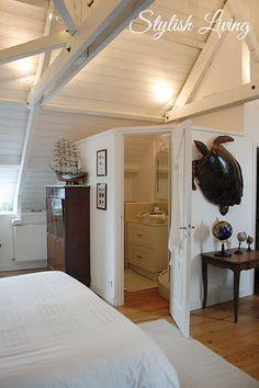 Badezimmer La Chambre Surcouf Villa Christilla
