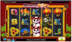 Panda Pow Slots have just launched at LuckyWinSlots.com and we invite you to try it for free or play to win real money! Plus we have more exciting Slots coming up this May so stay tuned!!!! #slots #games #win #freespins