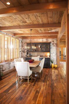 19 best kitchens strongwood log timber homes images wood rh pinterest com