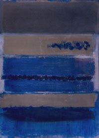 Untitled, 1949 by Marc Rothko