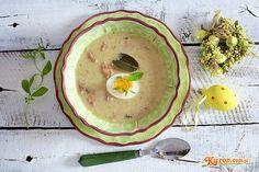 Jakub Kuroń - Sprawdzone Przepisy / Przepisy / Zupy Eating Clean, Hummus, Ethnic Recipes, Food, Eat Healthy, Essen, Meals, Clean Eating Foods, Eating Healthy