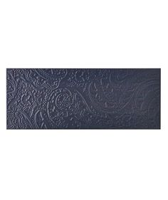 Belleza™ Midnight Ornate Tile accent wall or strip