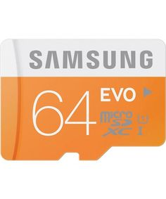 Samsung Micro SDHC 64GB EVO