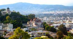 Athens, Thissio