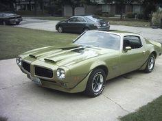 Pontiac Formula Firebird