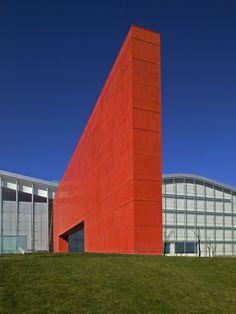 Cultural Center Miguel Delibes / Ricardo Bofill Taller de Arquitectura