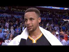 Stephen Curry Game Winner - Golden State Warriors vs Oklahoma City Thund...