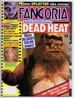Fangoria Magazine #73, 1988.