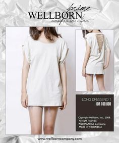 Long Dress No. 1 by @WELLBORN