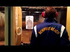 Shooting Range - Springs Road Gun Club - YouTube