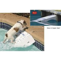 Hmmm....wonder if this would work with my dog and my pool?