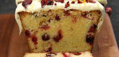 Cranberry Orange Pound Cake Recipe & Video   TipHero