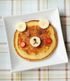 Cook a yummy breakfast for my little boy on Christmas Morning! He loves pancakes and i am sure he will love these adorable Bear Pancakes. This will make his Christmas more special.