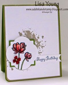 Add Ink and Stamp: Another Control Freak Swap