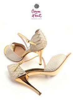ideas dancing shoes wedding zapatos for 2019 Swing Dance Shoes, Ballroom Dance Shoes, Dancing Shoes, Swing Dancing, Salsa Shoes, Tango Shoes, Gold High Heels, Dance Shirts, Beautiful High Heels