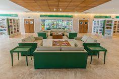 Projeto de Arquitetura de Interiores desenvolvido para a loja Momentum do Shopping de Piracicaba pela Asenne Arquitetura