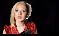 Adele - Skyfall - Official Acoustic Music Video - Madilyn Bailey Wonderful!! <3