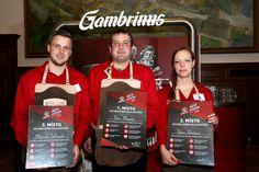 Letošního finále v pivní soutěži Mistr výčepní 2016 pořádanou plzeňským pivovarem Gambrinus se zúčastnilo 27 nejlepších výčepních z regionálních kol a celkem se do letošního ročníku zapojilo na 300 účastníků napříč Českou republikou. Mezi finalisty byl letos rekordní počet žen. O titul absolutního vítěze se jich utkalo celkem sedm.