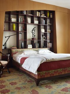 Spaces Bedroom Shelf Design, Pictures, Remodel, Decor and Ideas - page 37
