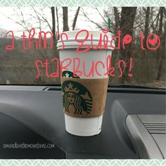 Amanda in the Mountains- Unofficial THM Guide to Starbucks