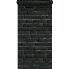 papier peint sur papier inspire brique loft gris larg m leroy merlin briques. Black Bedroom Furniture Sets. Home Design Ideas